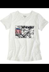 Wrangler Wrangler Slim Fit Print Tee