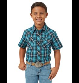 Wrangler Retro Western Plaid Shirt