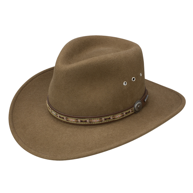 Stetson Crushable Kimmel Wool Hat Outdoor