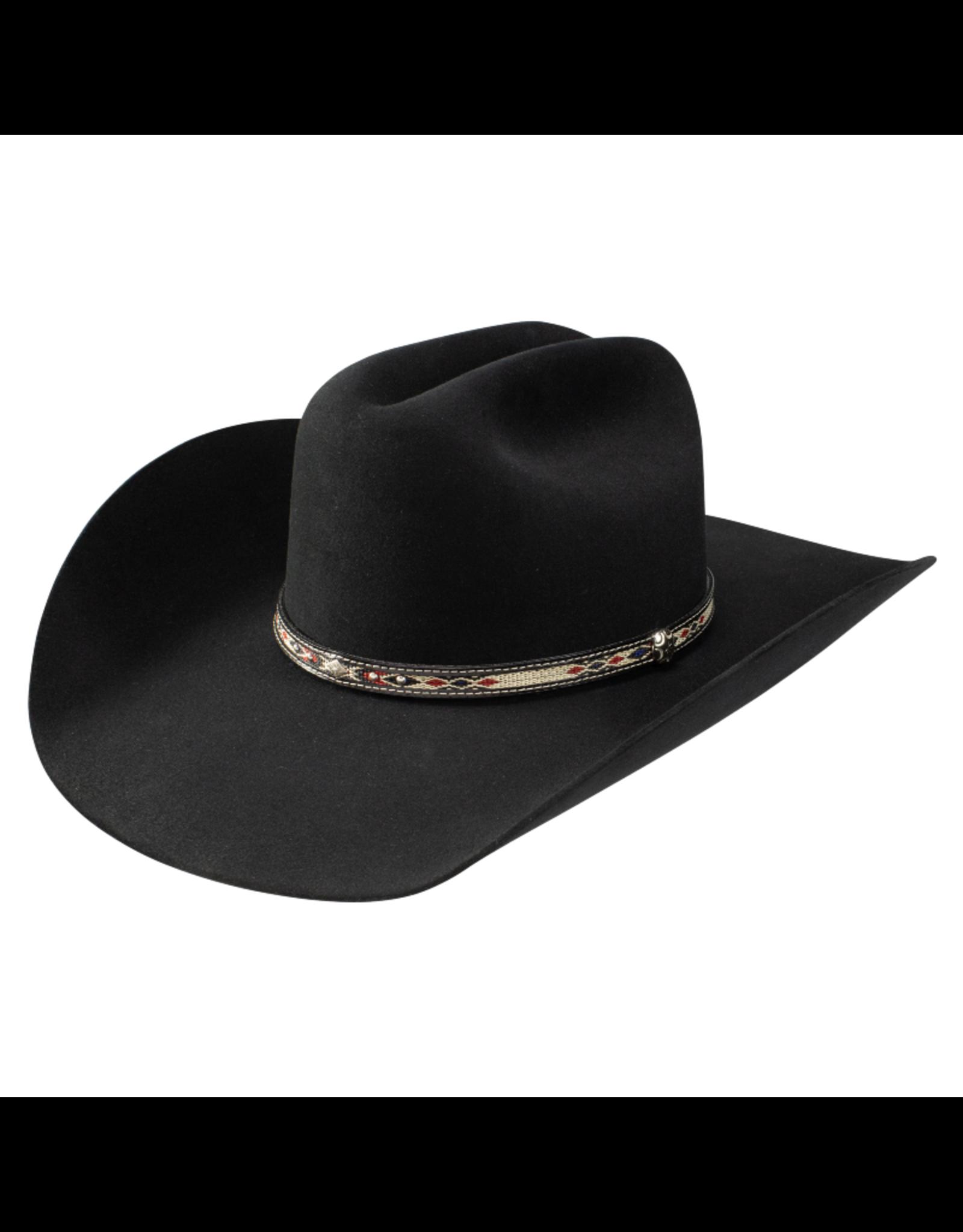 Stetson Hats Resistol Blackwood 6X Hat George Strait Collection