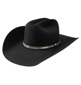 Stetson Hats Resistol Blackwood 6X Hat