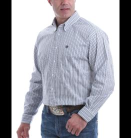 Cinch Classic Fit Stretch Plaid Shirt