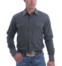 Cinch Modern Flannel Solid Shirt
