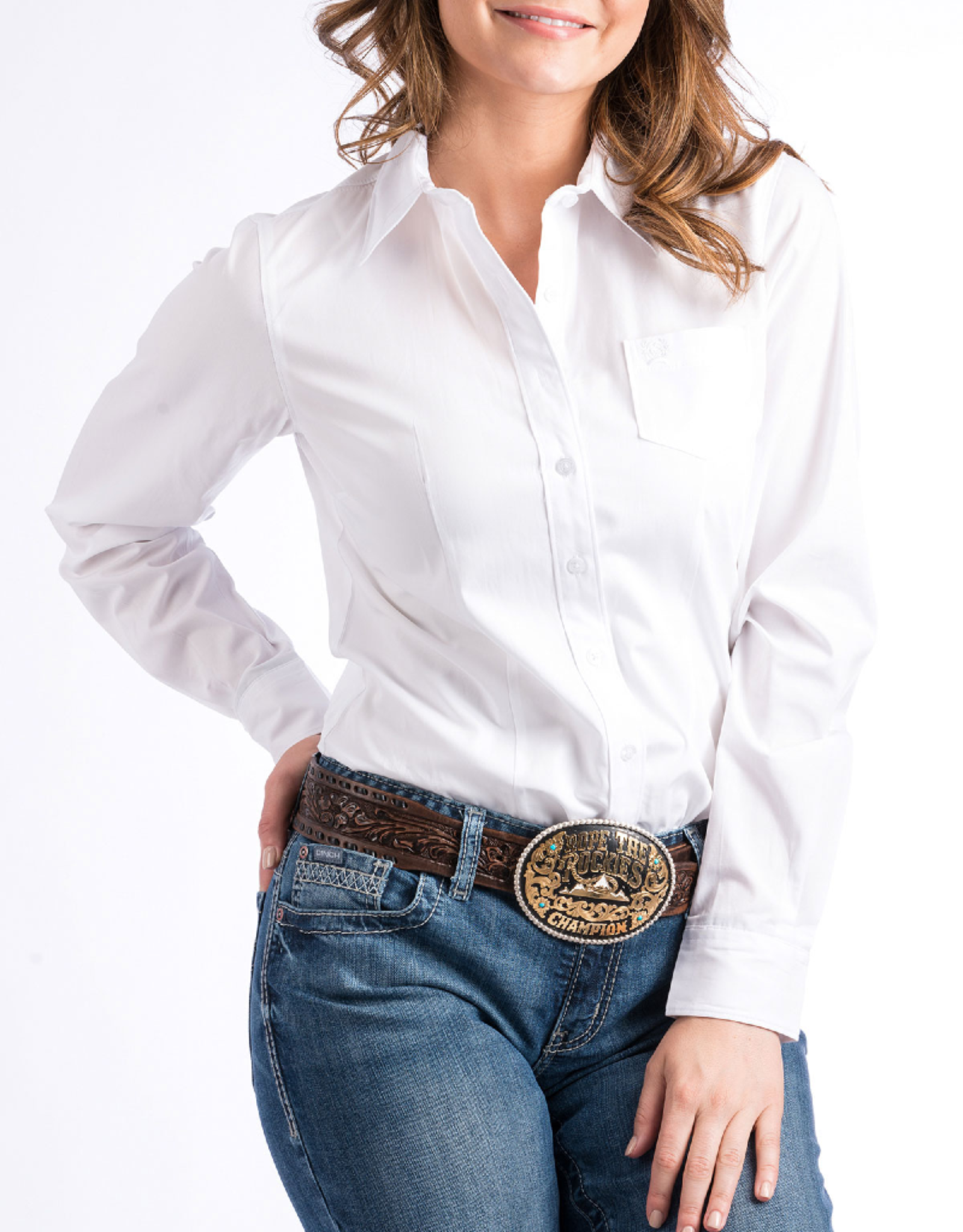 Cinch Cinch Solid Button Shirt