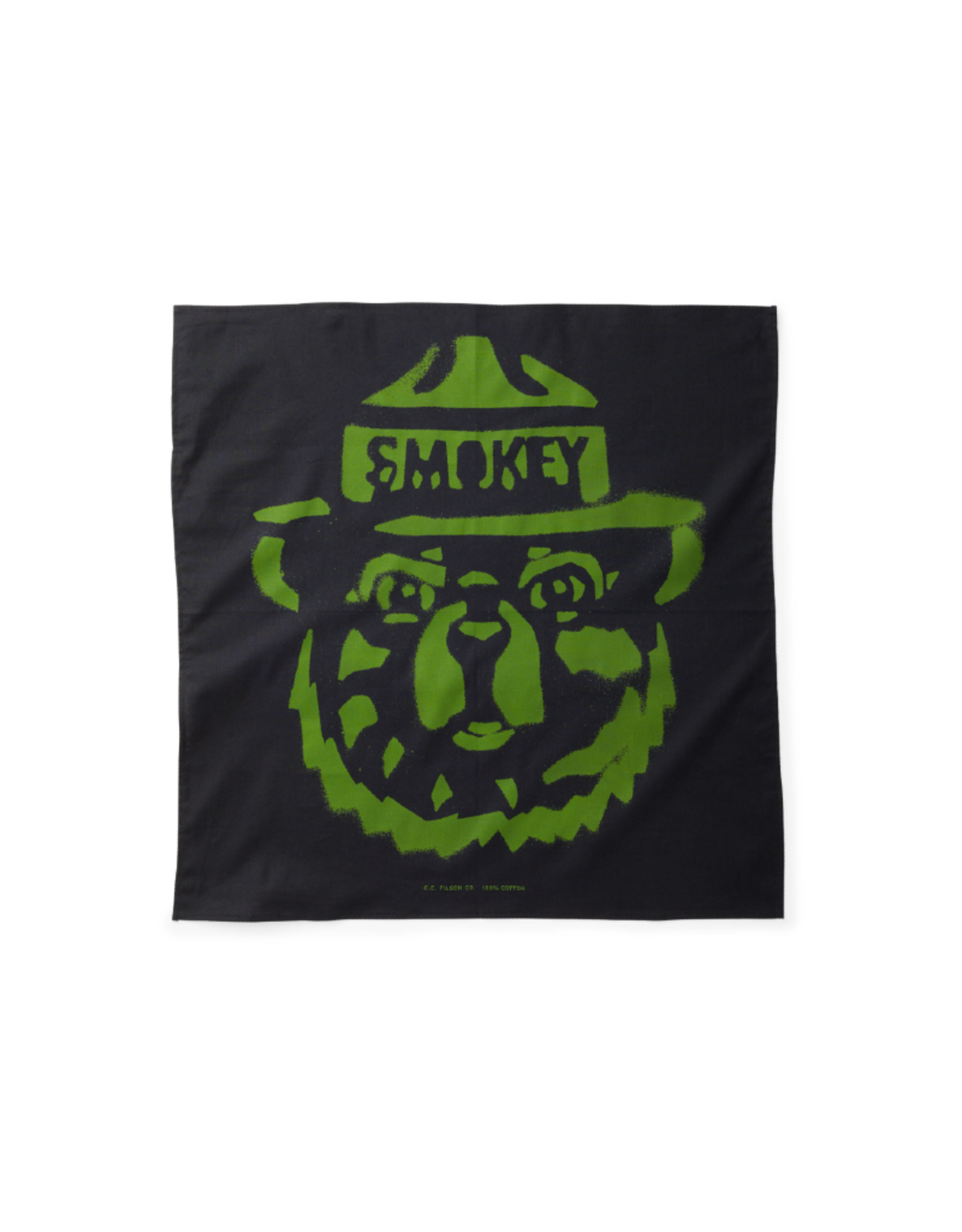 Filson Filson Smokey Bear Bandana, Midnight