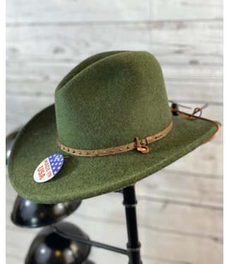 Stetson & Resistol Hats Lonesome Trail Hat