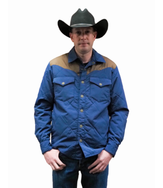 Resistol Apparel Work Shirt Jacket