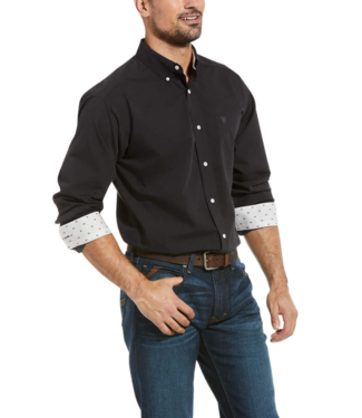 Ariat Wrinkle Free Solid Oxford Classic Shirt