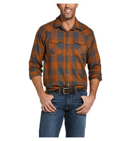 Ariat Hayward Retro Plaid Shirt