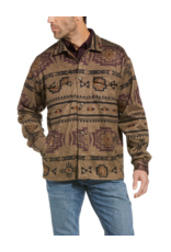 Ariat Ariat Hatcher Retro Print Sweater Fleece