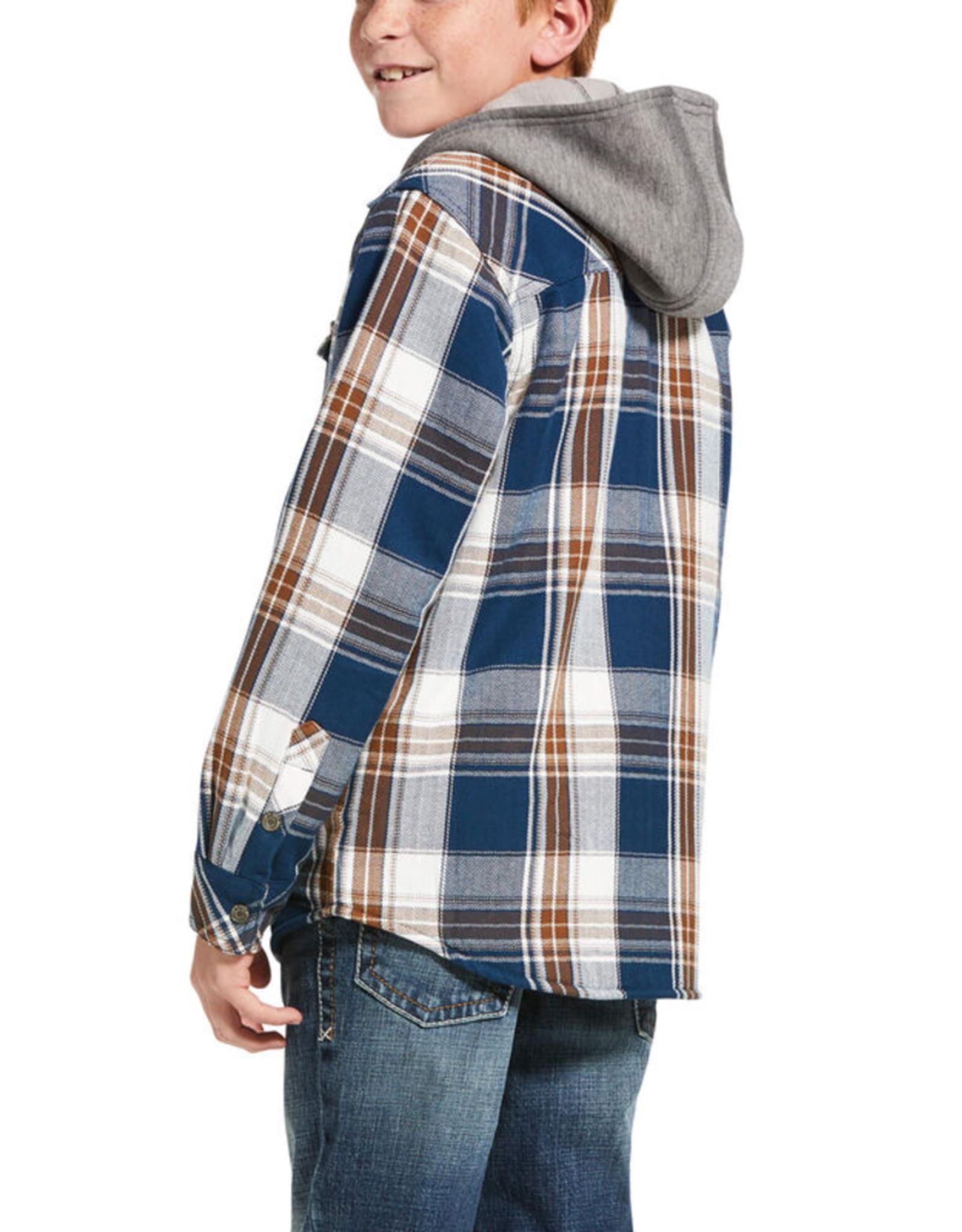 Ariat Ariat Boys' Retro Harrow Shirt Jacket
