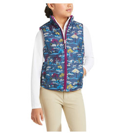 Ariat Girls' Emma Reversible Insulated Vest