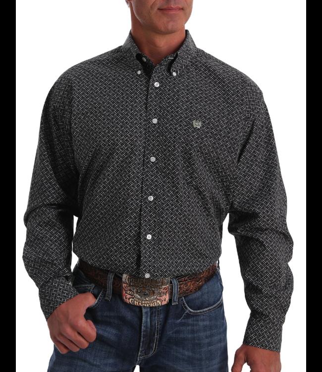 Cinch Classic Fit Print Shirt