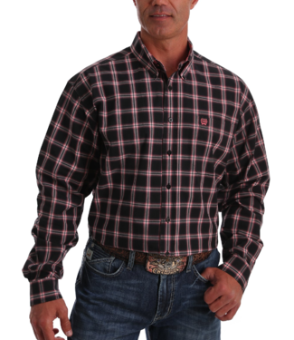 Cinch Classic Fit Plaid Shirt