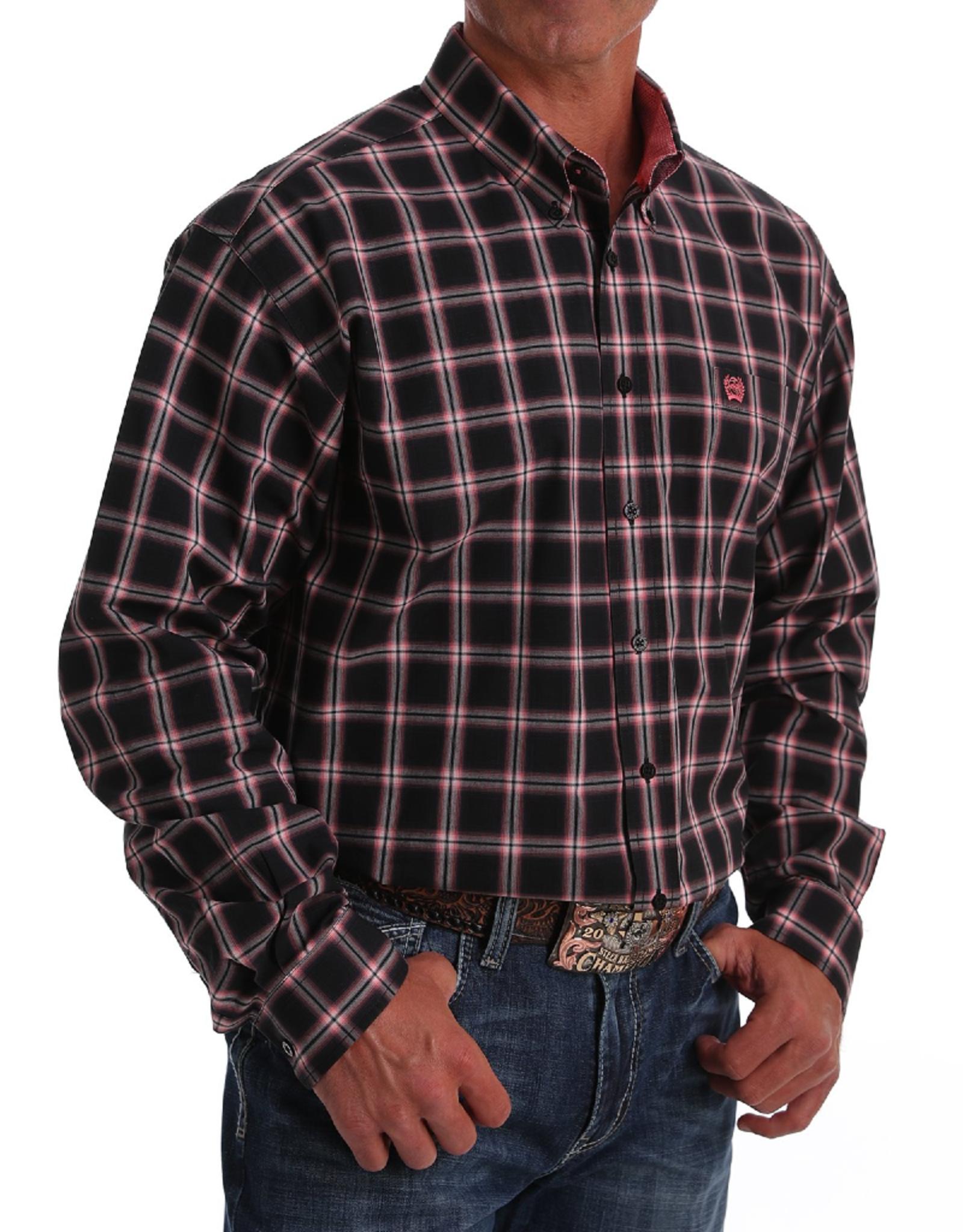 Cinch Cinch Classic Fit Plaid Shirt