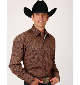 Stetson & Roper Apparel Amarillo Medallion Shirt