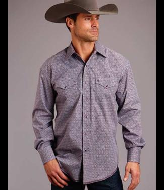 Stetson & Roper Apparel Stetson Victorian Print Shirt