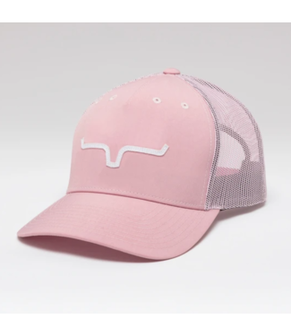 Kimes Ranch Wind Jammer Cap, Rose