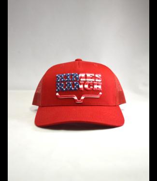 Kimes Ranch American Rancher Trucker Cap
