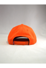Kimes Ranch Kimes Ranch Gold Standard Div 1 Cap, Black/Orange