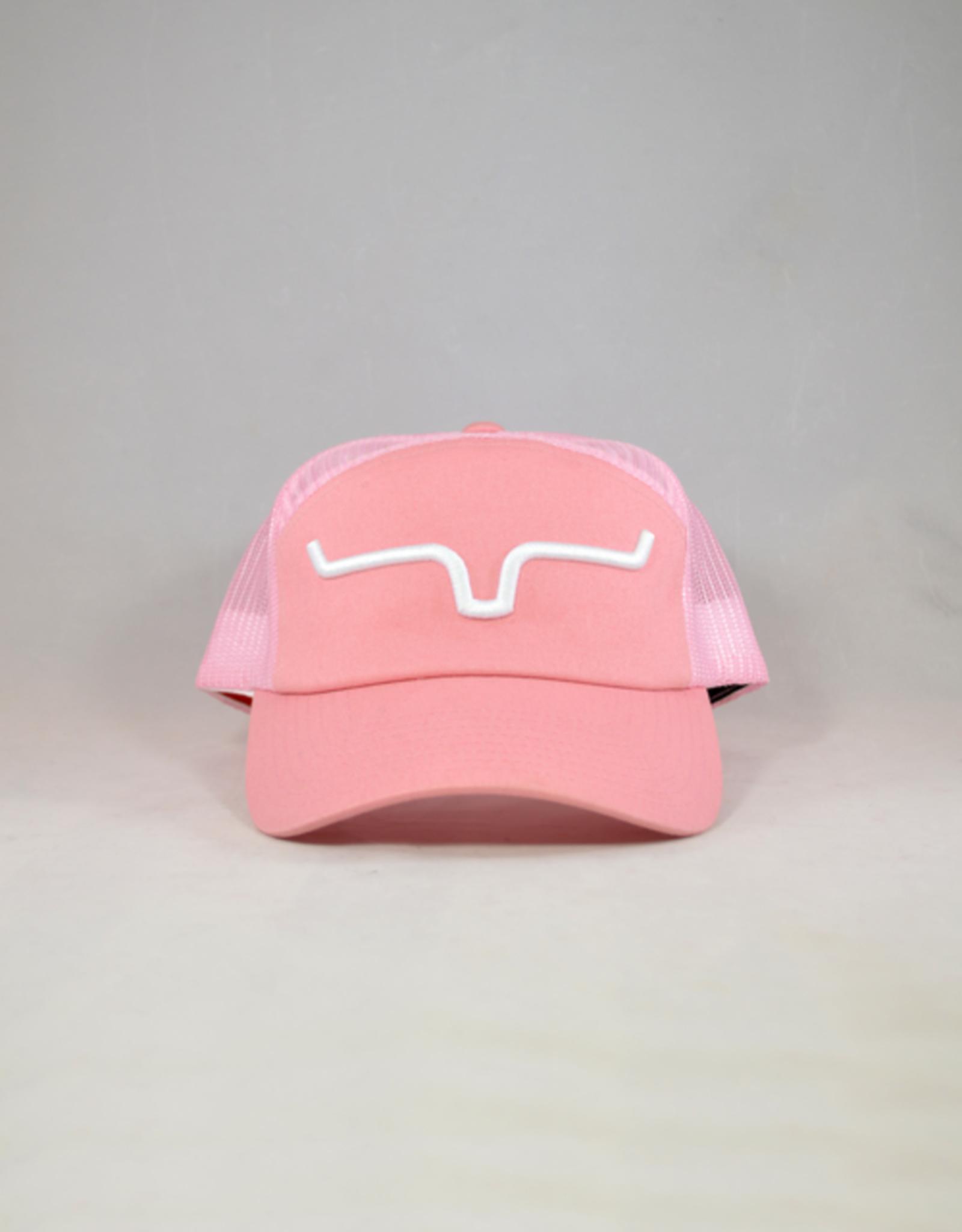 Kimes Ranch Kimes Ranch Factory Air Hybrid Cap, Pink