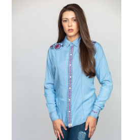 Kimes Ranch Electric Lady Embroidered Shirt