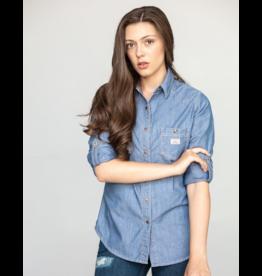 Kimes Ranch Women's Candy Chambray Shirt