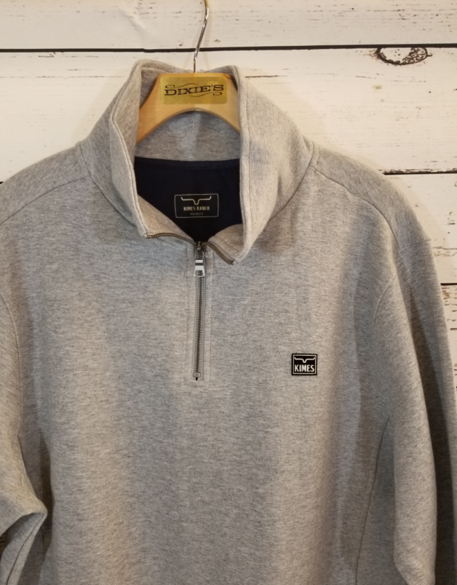 Kimes Ranch Knicks 1/4 Zip Sweater