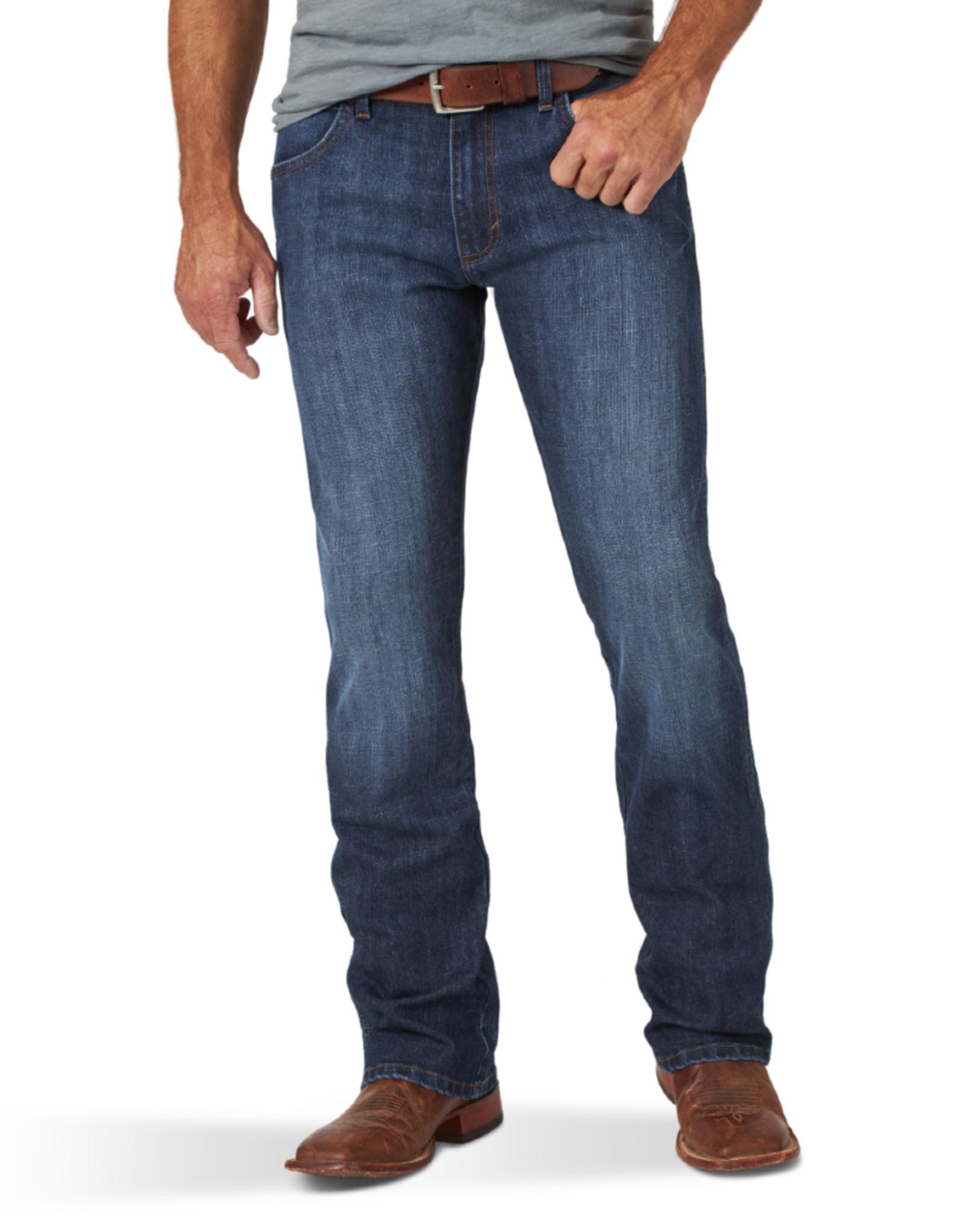 Wrangler Wrangler Retro Slim Stretch Boot Cut Jeans