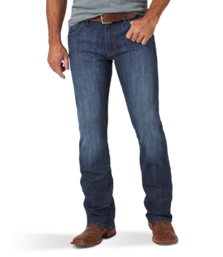 Wrangler Retro Slim Stretch Boot Cut Jeans