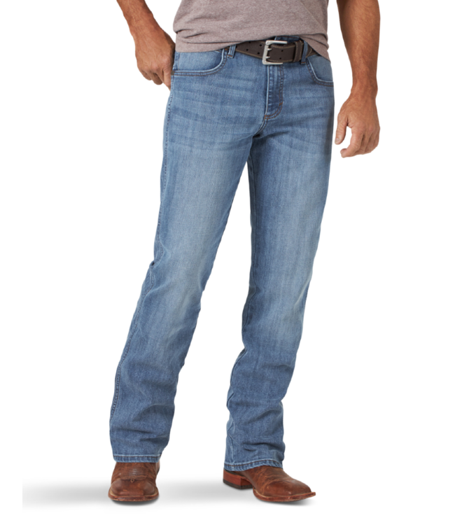 Wrangler Retro Relaxed Boot Cut Jeans
