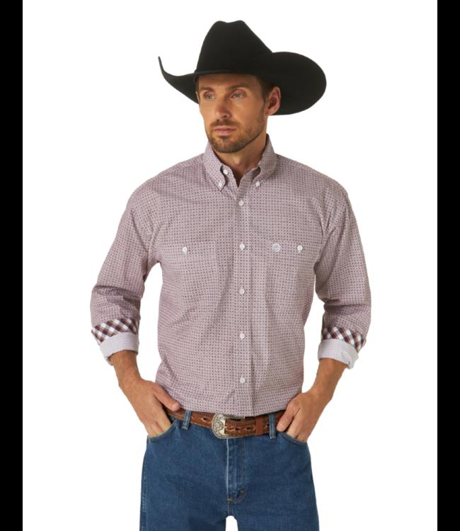 Wrangler George Strait Print Shirt