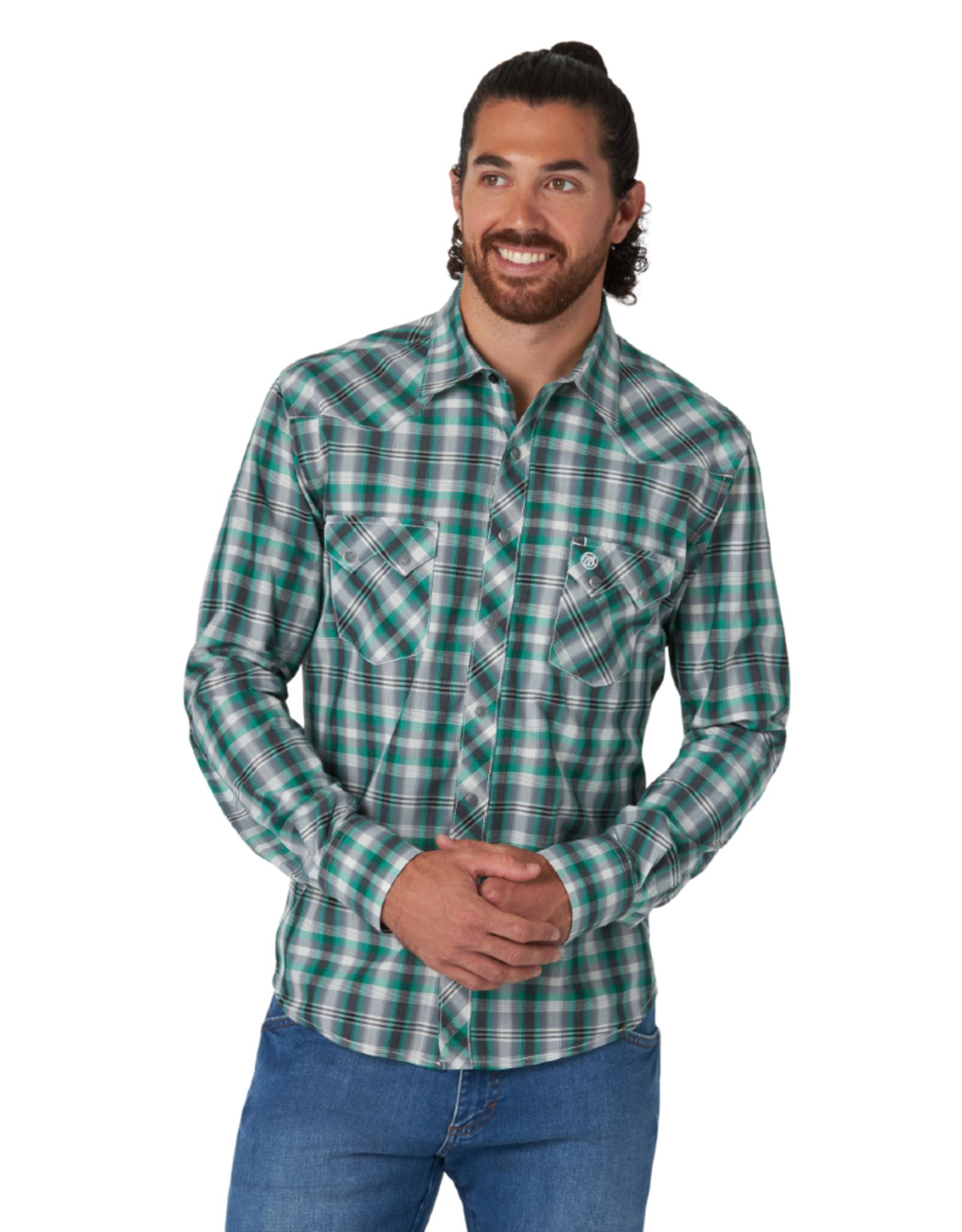 Wrangler Wrangler Retro Plaid Shirt