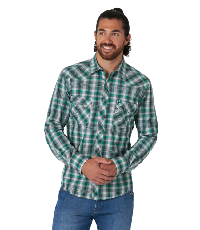 Wrangler Retro Plaid Shirt
