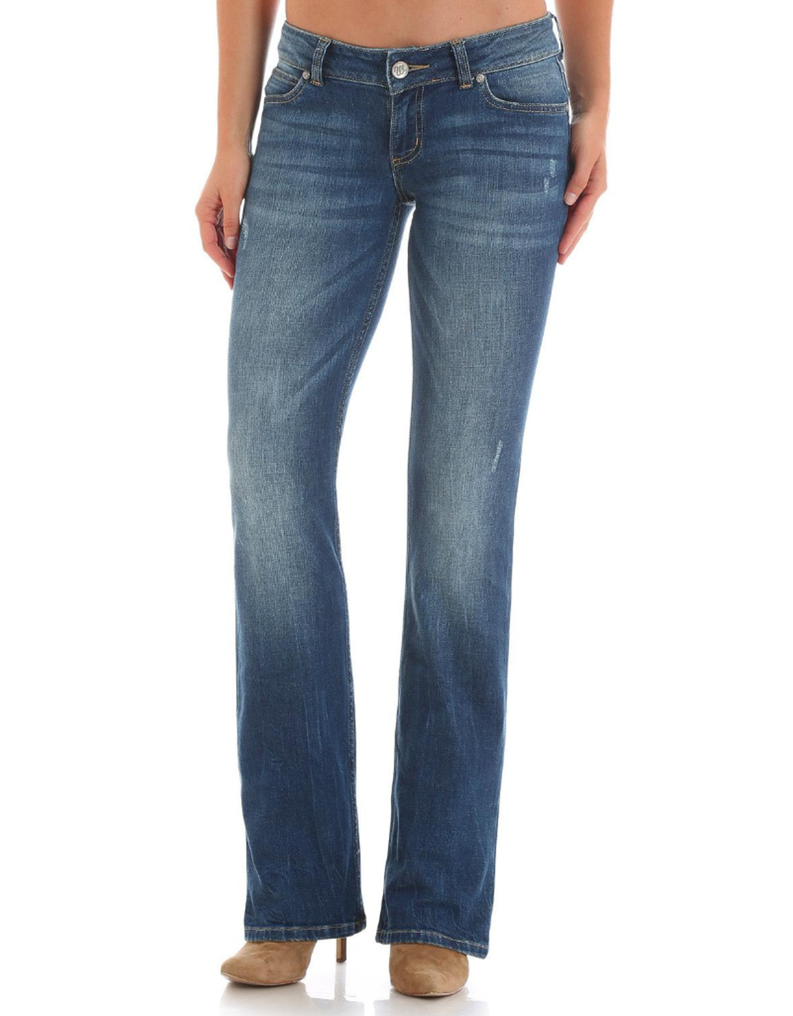 Wrangler Wrangler Sadie Retro Jeans
