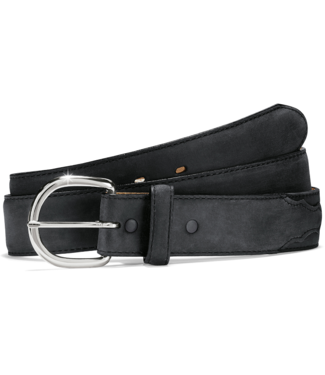 "Brighton Classic Western 1-3/8"" Belt, Multiple Color Options"