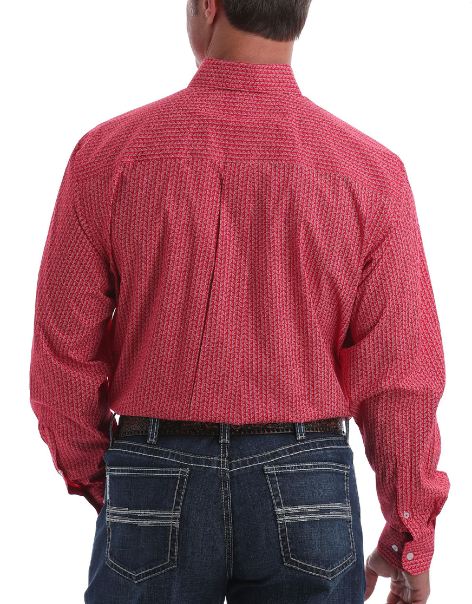 Cinch Cinch Classic Fit Stretch Print Shirt