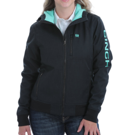 Cinch Softshell Hoodie Jacket