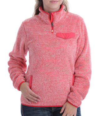 Cinch 1/4 Zip Fleece Pullover