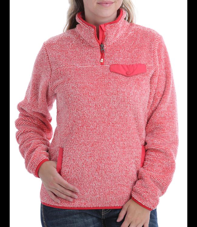 Cinch 1/4 Zip Fleece Pullover