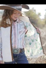 Cinch Cinch Girls' Sherpa Vest