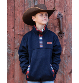 Cinch Boys' Heavyweight Sweater Knit Pullover