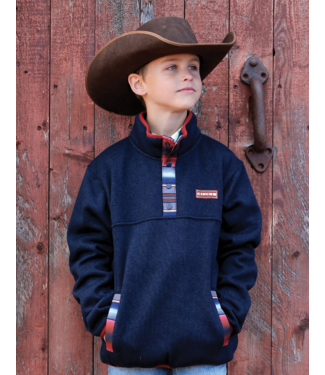 Cinch Boys Heavyweight Sweater Knit Pullover