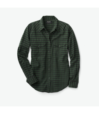 Filson Pioneer Wool Check Shirt