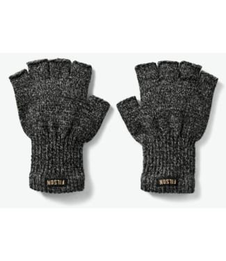 Filson Fingerless Knit Gloves , Multiple Color Options