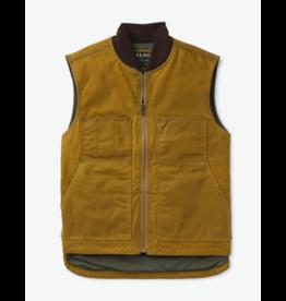 Filson Tin Cloth Insulated Work Vest