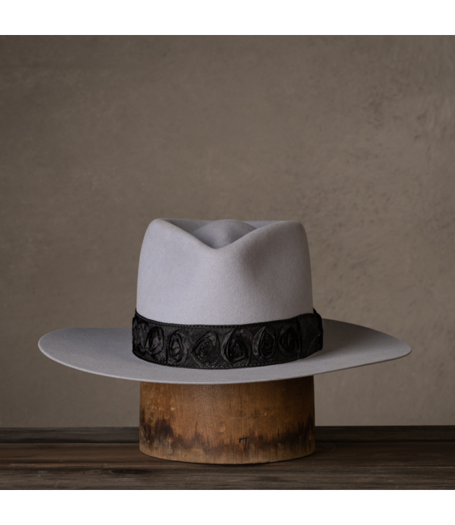 Greeley Hat Works Rosette Hat