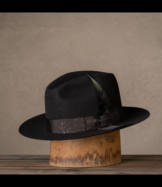 Greeley Hat Works Raven Hat