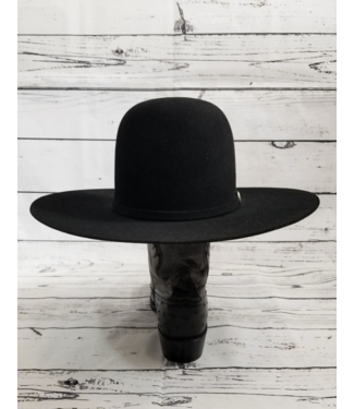 Stetson & Resistol Hats Midnight 6X Open Crown