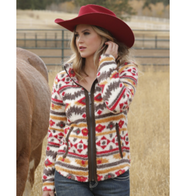 Cinch Fleece Aztec Jacket
